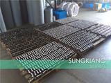 武汉泛海中心采用淞江牌吊式弹簧减震器