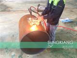 为印尼OKI项目生产一批不锈钢金属软管
